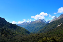 Fiordland - New Zealand Royalty Free Stock Images