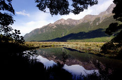 Fiordland - New Zealand Royalty Free Stock Photography
