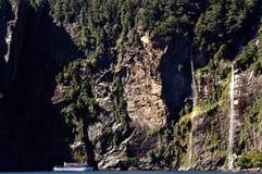Fiordland New Zealand Royalty Free Stock Photography