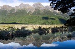 Fiordland - Nova Zelândia imagens de stock royalty free