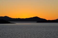 Fiordo de la Patagonia. fotografía de archivo libre de regalías