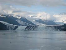 Fiordo dell'istituto universitario, Alaska Fotografia Stock
