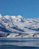 Fiordo dell'istituto universitario dei ghiacciai dell'acqua di marea Immagini Stock