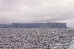Fiordo di Norvegian Fotografie Stock