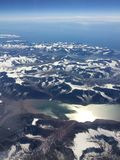 Fiordos noruegos y el mar noruego fotos de archivo libres de regalías