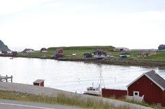 Fiords της Νορβηγίας Στοκ Εικόνες