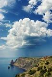 Fiords Fotografia Stock