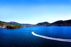 Fiords of Norway Royalty Free Stock Photo