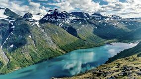 fiordu Norway Obraz Royalty Free