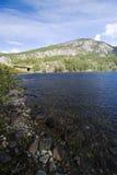 fiordu Norway sceniczny Zdjęcie Royalty Free