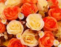 fiore artificiale della decorazione Immagini Stock