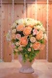 Fiore in caldo Immagini Stock