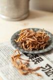 Fiore cinese del giglio Fotografia Stock Libera da Diritti