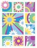 Fiore Collection_Youthful royalty illustrazione gratis