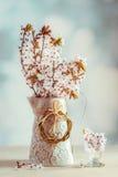 Fiore d'annata della primavera Immagine Stock