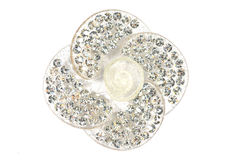 Fiore del diamante Fotografie Stock