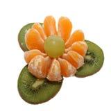 Fiore del mandarino Immagine Stock Libera da Diritti