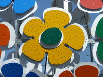 Fiore dell'installazione Immagini Stock