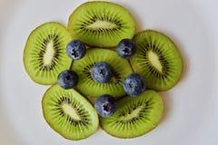 Fiore della frutta Immagine Stock