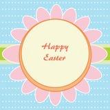 Fiore delle uova di Pasqua Immagine Stock Libera da Diritti