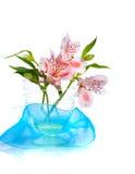 Fiore di Alstroemeria/ Fotografia Stock Libera da Diritti