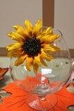 Fiore di caduta Fotografia Stock