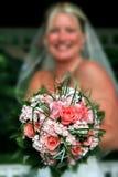 Fiore di cerimonia nuziale Fotografia Stock Libera da Diritti