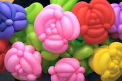 Fiore di pallone Immagine Stock Libera da Diritti