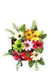Fiore di plastica fotografie stock