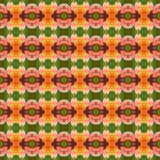 Fiore di rosa di Luntom o di plumeria senza cuciture Fotografie Stock