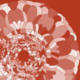 Fiore di terracotta Immagine Stock Libera da Diritti