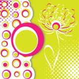 fiore för bolle e Royaltyfria Bilder