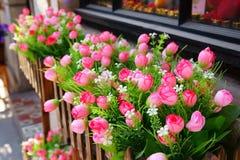 Fiore falso Immagini Stock