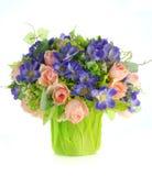 Fiore falso Fotografia Stock