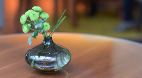 Fiore in hotel Fotografia Stock Libera da Diritti