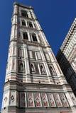 Fiore katedra w Florencja, Włochy Zdjęcie Stock