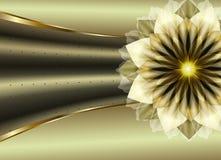 fiore lussuoso Fotografia Stock