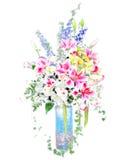 Fiore molle Immagine Stock Libera da Diritti