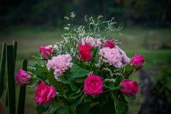 Fiore per nozze o cerimonia Fotografie Stock Libere da Diritti