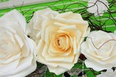 Fiore rosa del pepe Fotografia Stock