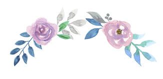 Fiore rosa Garland Floral Wreath dipinto a mano dell'acquerello Immagini Stock