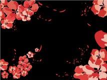 Fiore, vettore Illustrazione Vettoriale