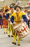 fiorentine nowy rok Obrazy Royalty Free
