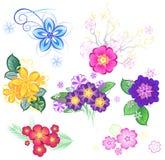 Fiori royalty illustrazione gratis