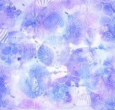 Fiori bianchi nelle tonalità di inverno fotografia stock