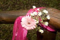 Fiori decorativi Fotografie Stock