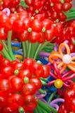 Fiori di Baloon Fotografia Stock