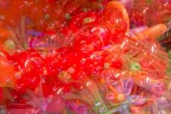Fiori di Baloon Fotografie Stock Libere da Diritti