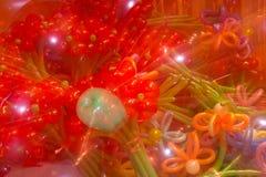 Fiori di Baloon Immagine Stock Libera da Diritti