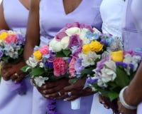 Fiori di cerimonia nuziale Fotografie Stock Libere da Diritti